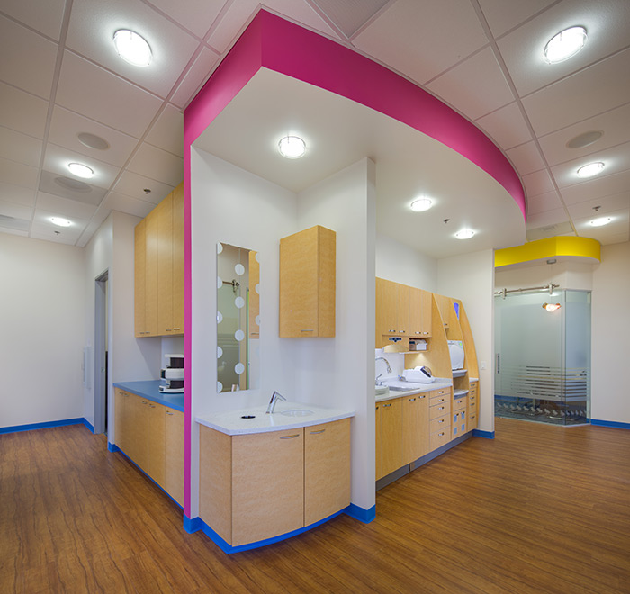 Pediatric Dentistry of San Marcos - Hallway 1  - San Marcos Dentist