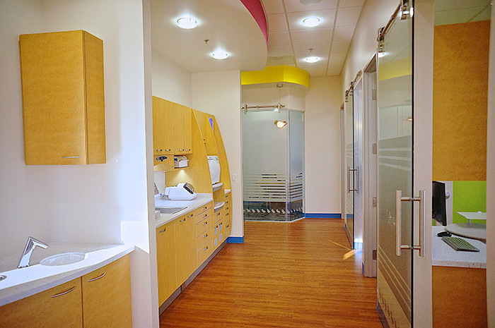 Pediatric Dentistry of San Marcos - Sterilization Room - San Marcos Dentist