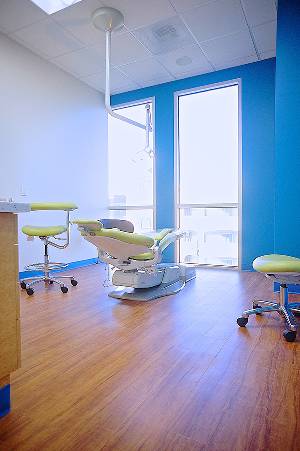 Pediatric Dentistry of San Marcos - Treatment Room 1 - San Marcos Dentist