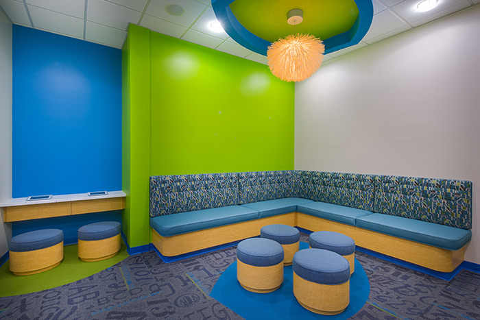 Pediatric Dentistry of San Marcos - Waiting Room - San Marcos Dentist