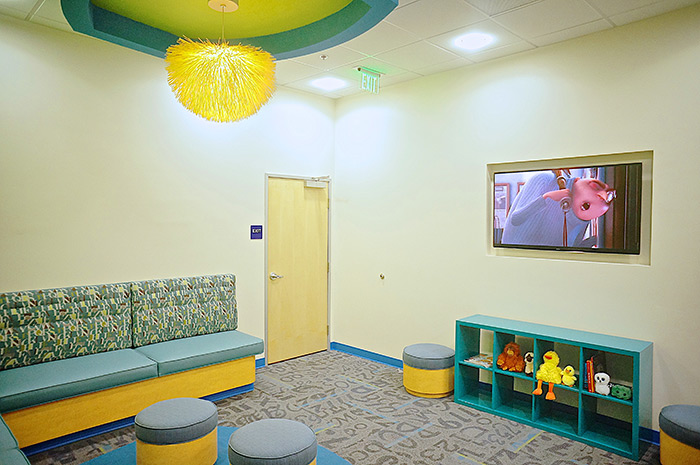 Pediatric Dentistry of San Marcos - Waiting Room 3  - San Marcos Dentist