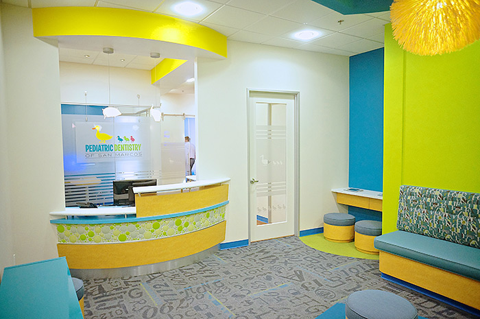 Pediatric Dentistry of San Marcos - Waiting Room 4  - San Marcos Dentist
